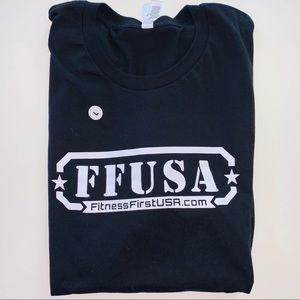 Unisex Fitness First USA Tee